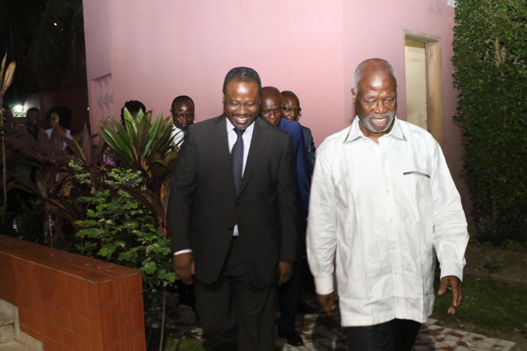 Côte d'Ivoire,RPCI,Guillaume Soro,Bamba Moriféré