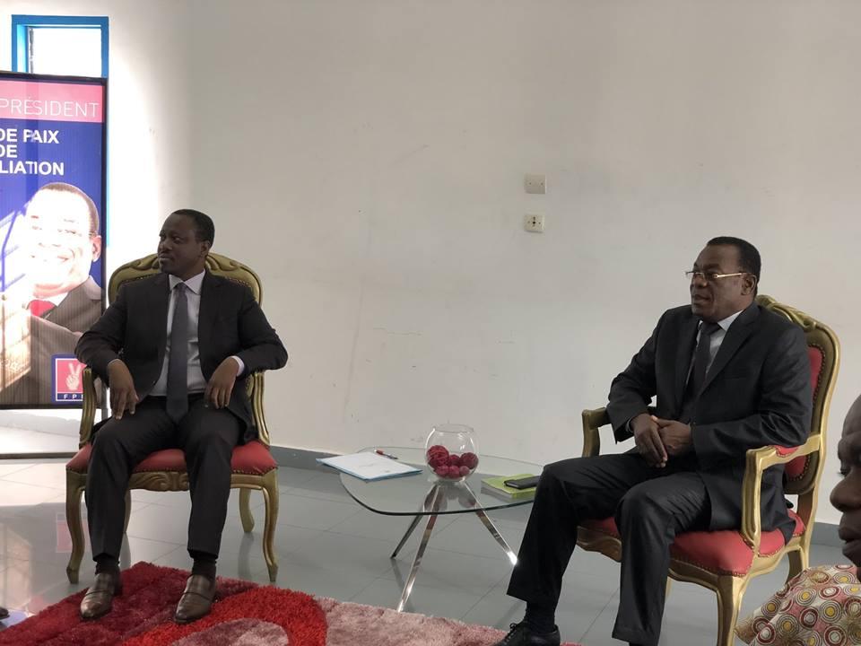 Côte d'Ivoire,Guillaume Soro,Pascal Affi N'guessan,Premier ministre