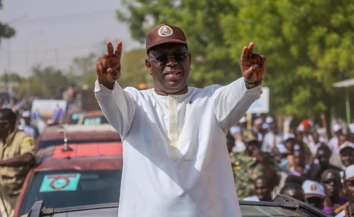 Sénégal,élection présidentielle,Macky Sall