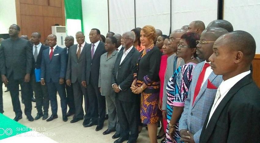 Côte d'Ivoire,plateforme opposition,CEI