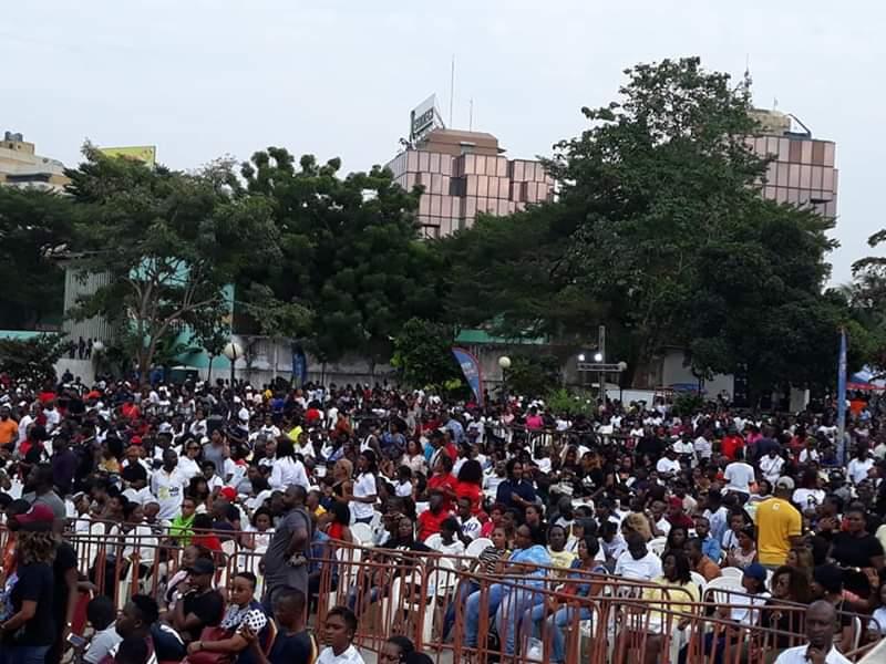 Côte d'Ivoire,Soum Bill,Concert