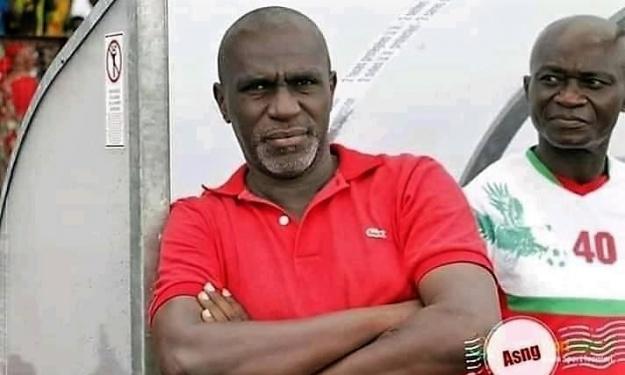 Football,Diaby Almamy,Vagba Alexis,Africa Sport