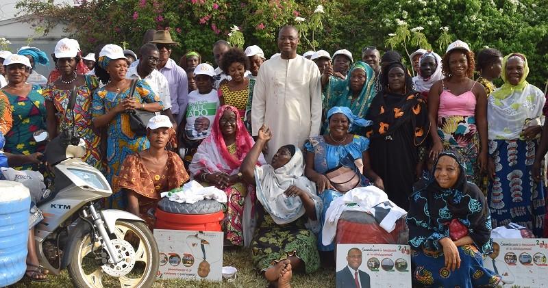Côte d'Ivoire,Sidi Tiemoko Touré,Sidi Touré,Béoumi,Journée internationale de la femme