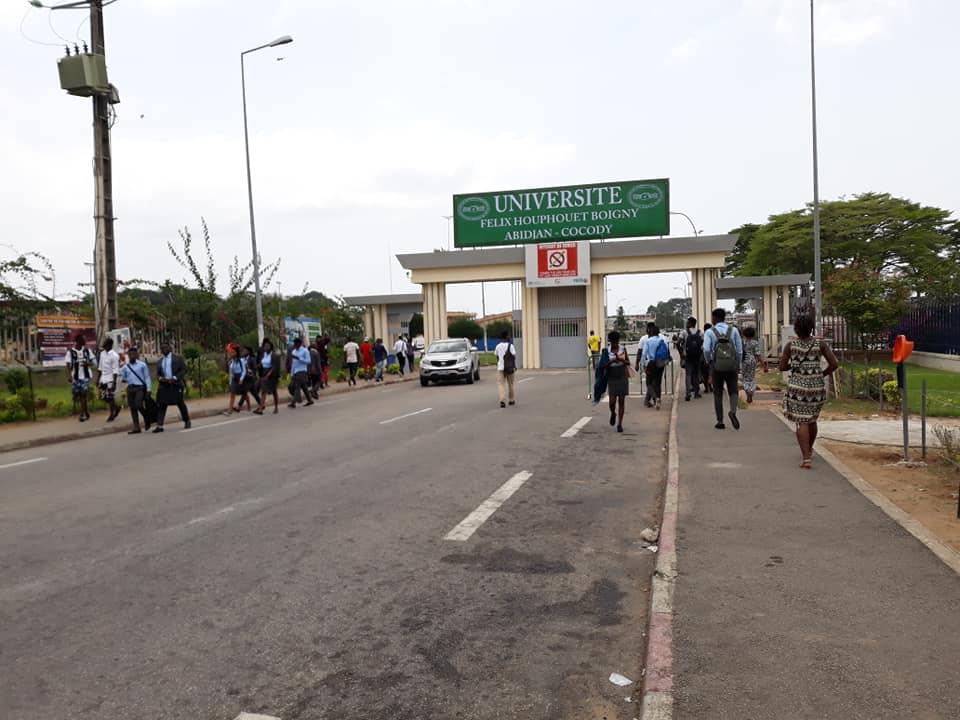 Côte d'Ivoire,Enseignement supérieur,universités,Les cours ont repris