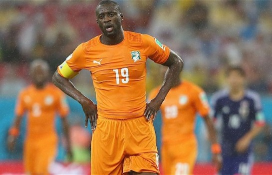 Football,Copa Barry,Yaya Touré