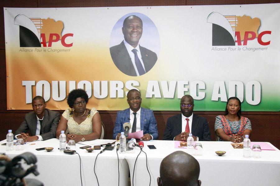 Amadou Soumahoro élu président de l'Assemblée nationale — Côte d'Ivoire