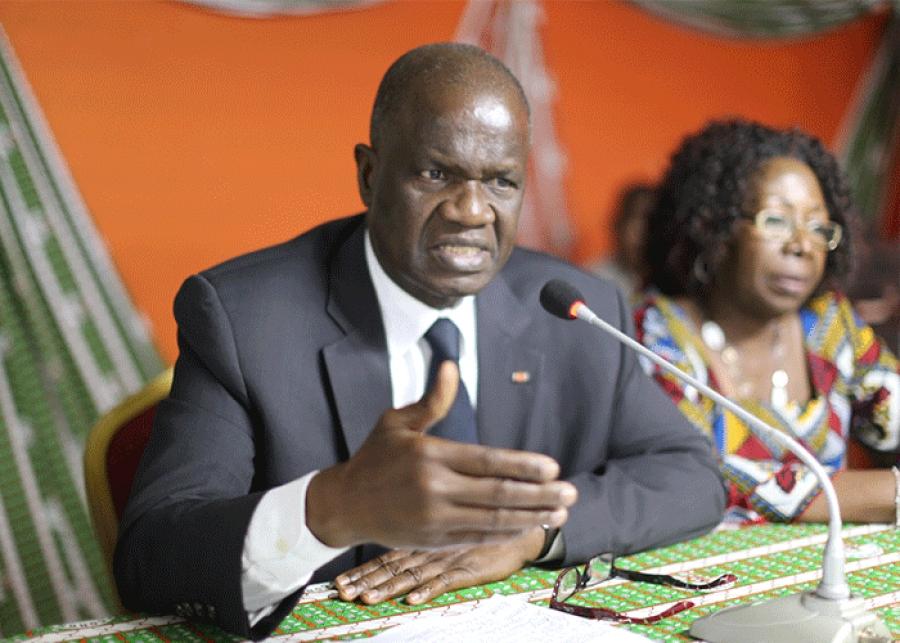 Assemblée nationale,nouveau président,Amadou Sumahoro