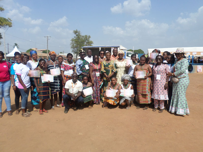 Journée internationale de la femme,Bouaké