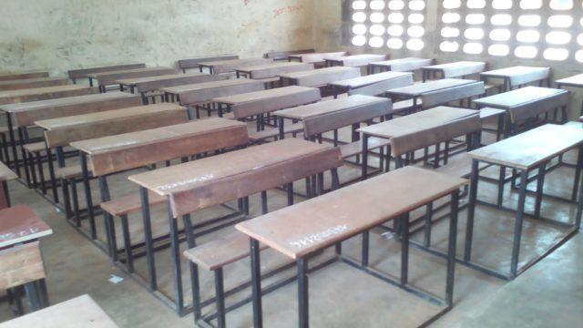 Gouvernement ivoirien,salle de classe,Kandia Camara