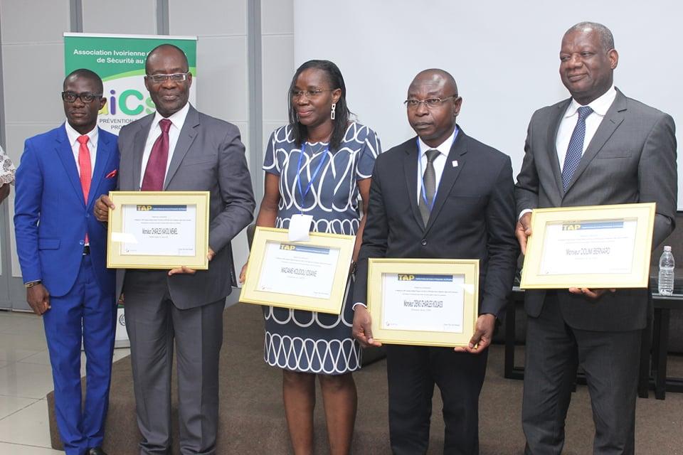 Côte d'Ivoire,Prévention et sécurité,professionnels