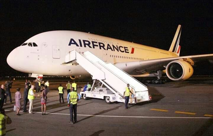 Crash,Air France