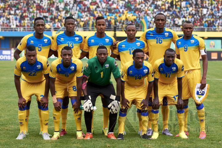 Elimnatoires can 2019,Rwanda- Côte d'Ivoire