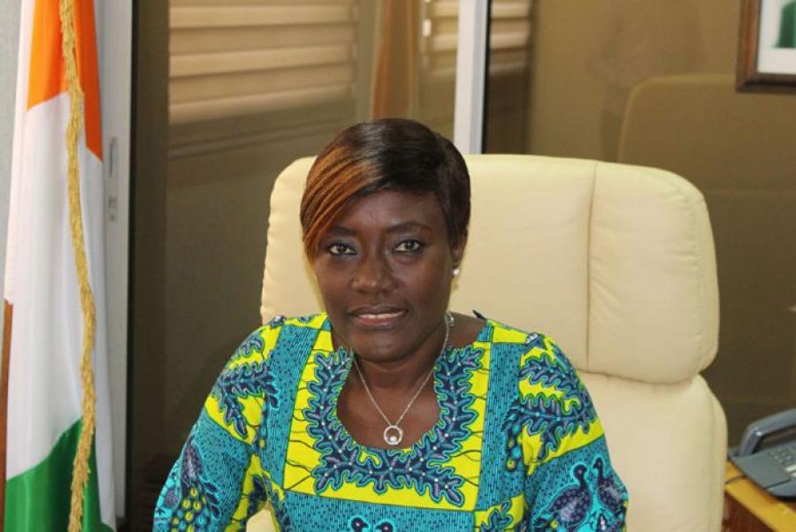 Mariétou Koné,solidarité