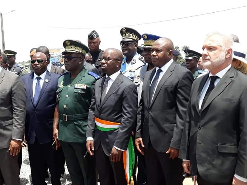 Côte d'Ivoire,attaque de Grand-Bassam,commémoration