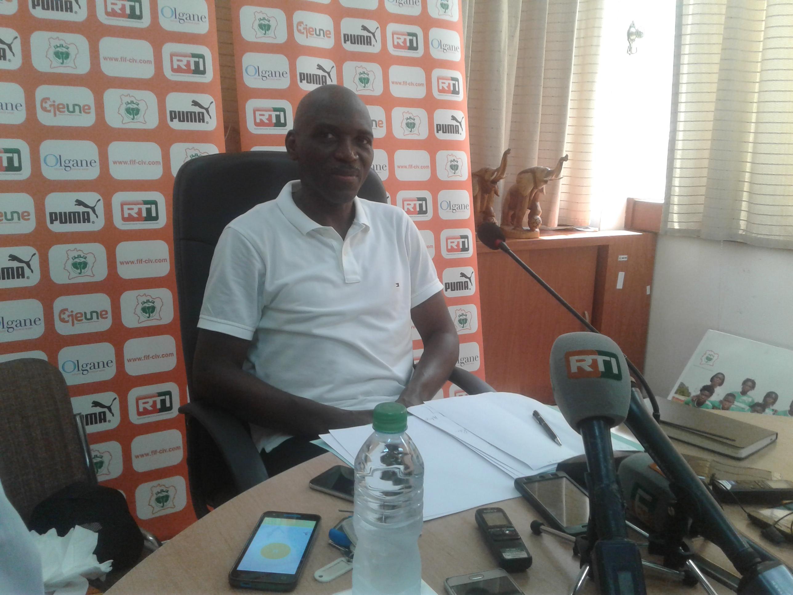 Football,Éliminatoires Can 2019,Liste Kamara Ibrahim,Kamara Ibrahim,Éléphants,Côte d'Ivoire