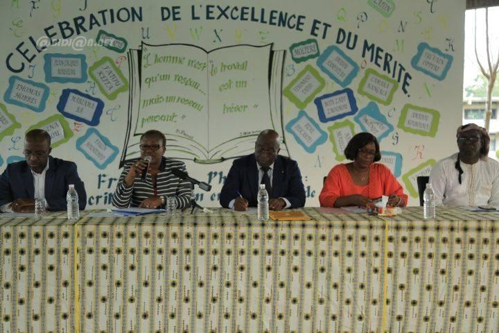 Côte d'Ivoire,grève des enseignants,Lycée Sainte Marie