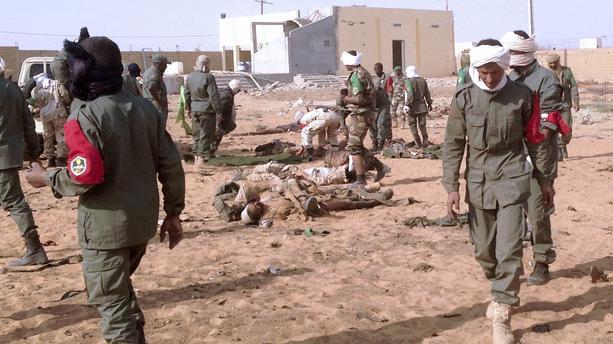 Mali,Attaque de l'arme,Jihadistes