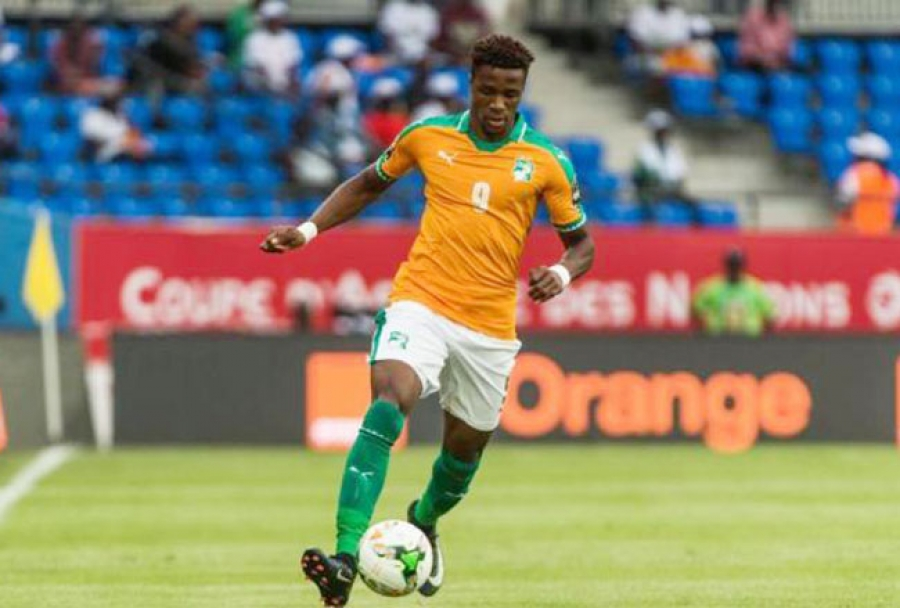 football,Eliminatoires Can 2019,Cote d'Ivoire-Rwanda,Wilfried Zaha