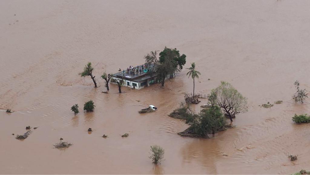 Mozambique,Cyclone,Bilan