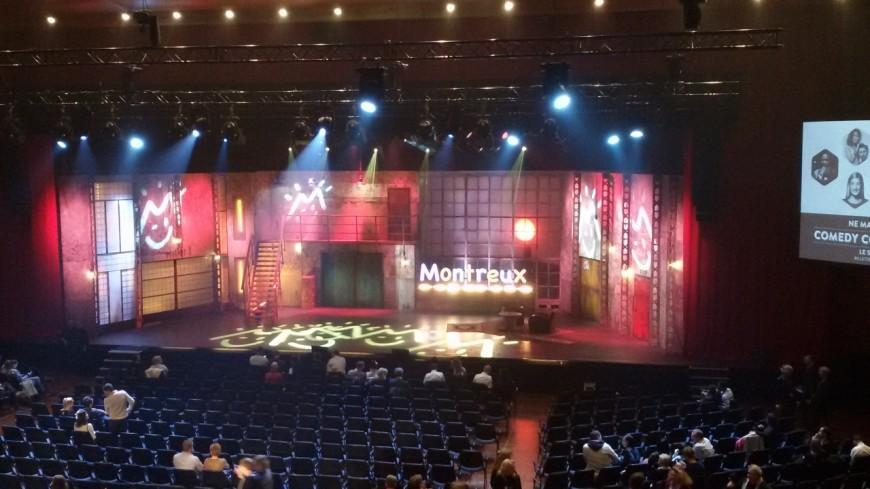 Côte d'Ivoire,Humour,Montreux Comedy