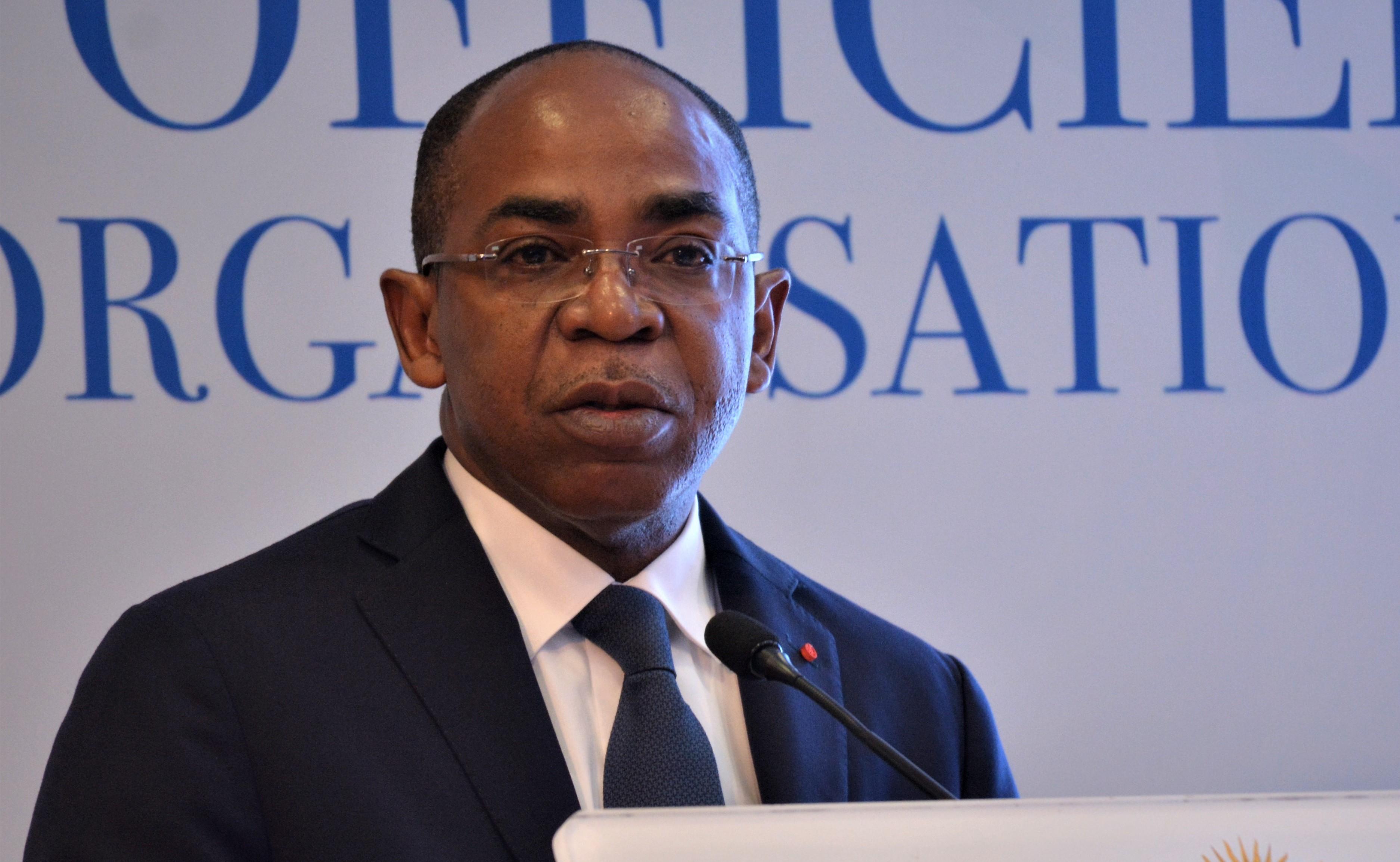 Côte d'Ivoire,Congrès,UPU,27e,Union postale universelle