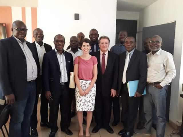 Côte d'Ivoire,journaliste américain,Gepci