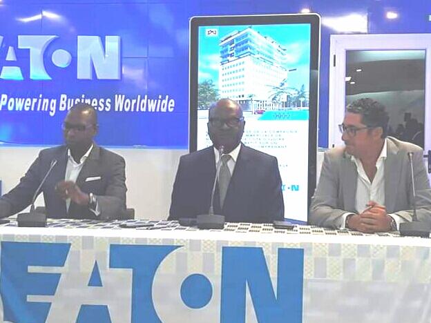 Côte d'Ivoire,  sécurité des installations électriques,  Eaton,