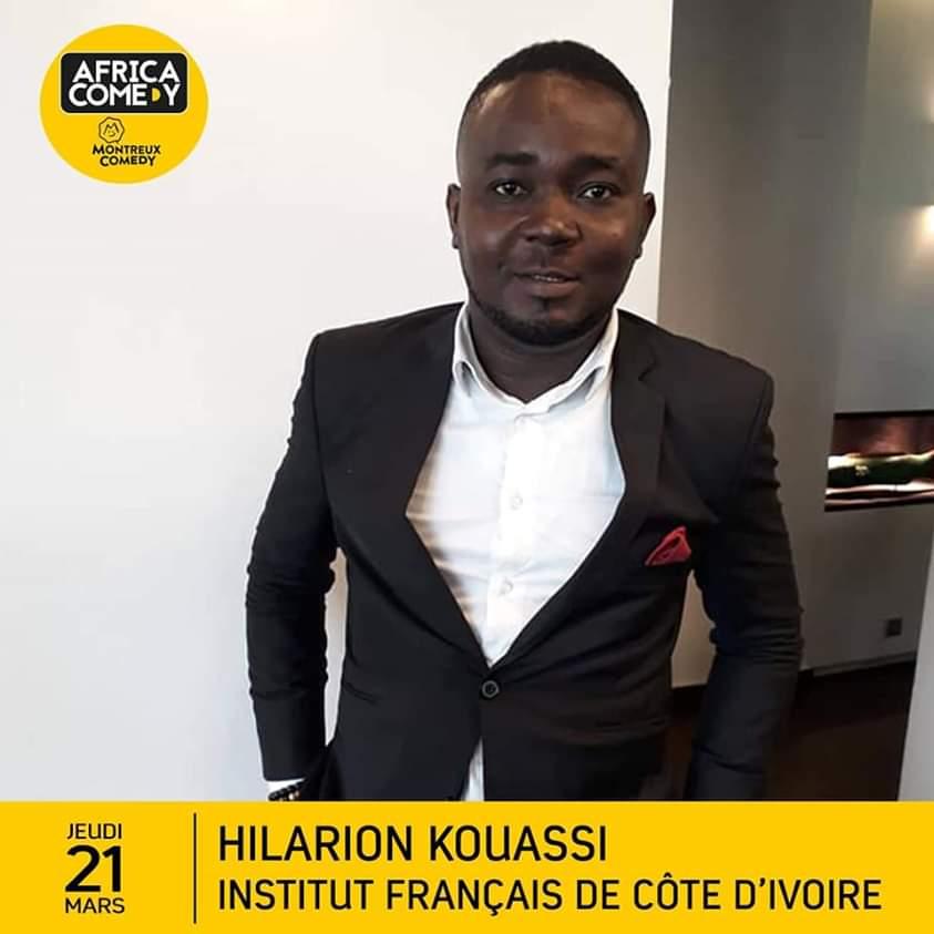 Côte d'Ivoire,humour,francophone