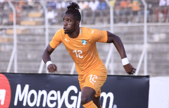 Football,Can 2019,Wilfried Zaha,Cote d'Ivoire - Rwanda,Elephants