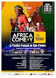 Côte d'Ivoire,Abidjan comedy