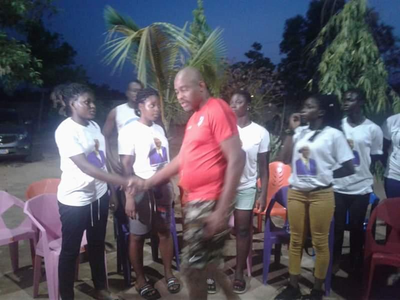 Vavoua,Vavoua Handball Club,Kalou Banaventure,Paul Blesson
