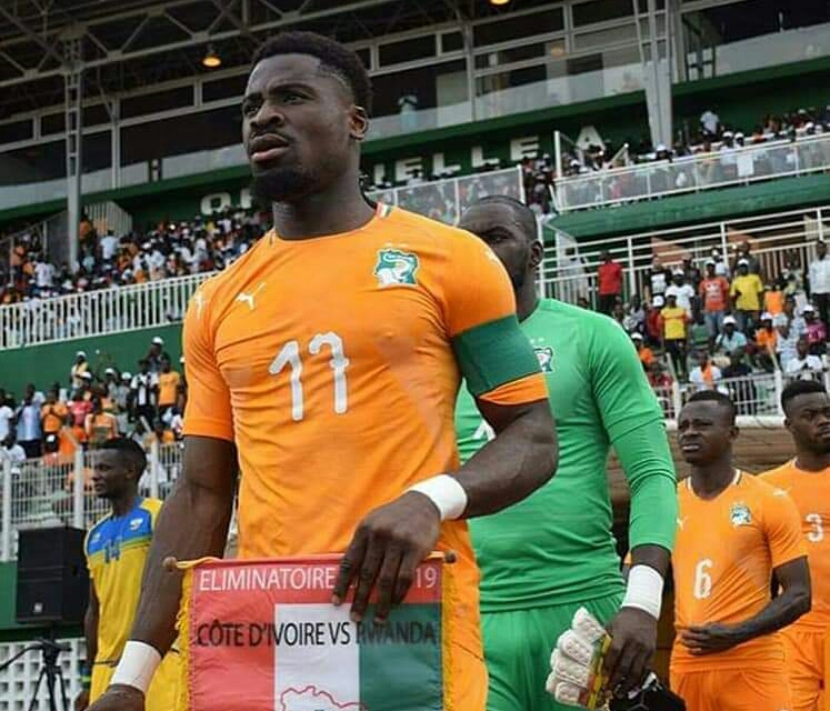 Football,Eliminatoires Can 2019,Cote d'Ivoire- Rwanda,Felicia