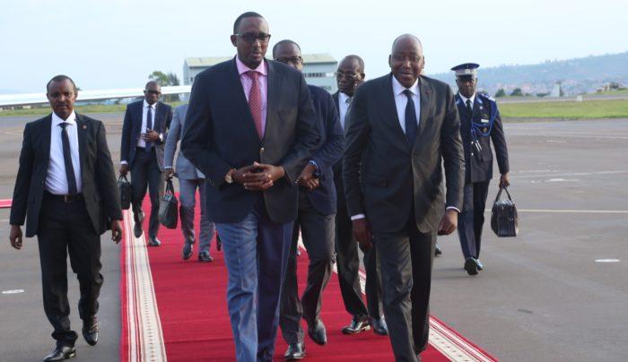 Gon à Kigali,Ceo forum