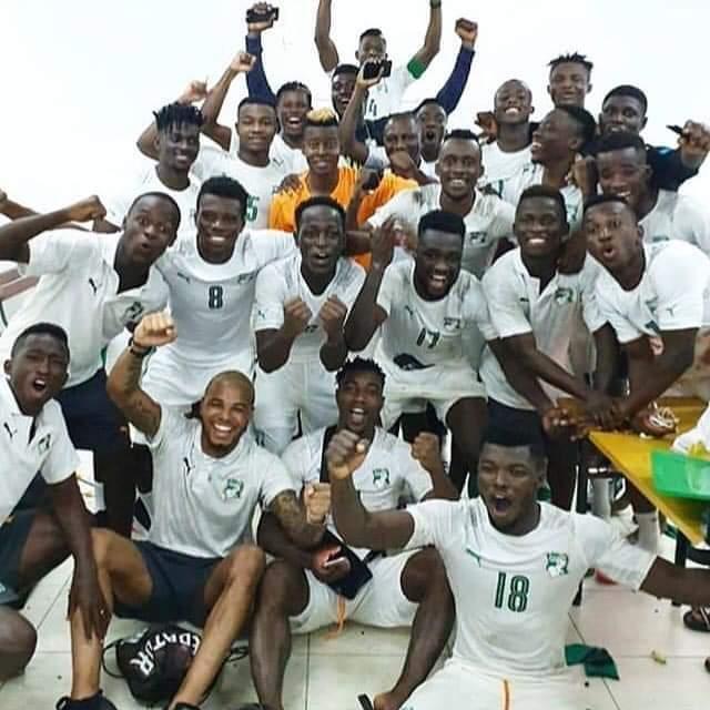 FOOTBALL,Éliminatoires Can 2019 U23,Côte d'Ivoire,Niger,Guinée