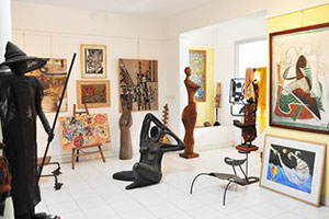 Côte d'Ivoire,Musée de la Femme,patrimoine culturel