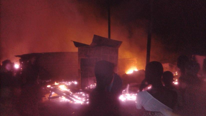 incendie,grand lahou,marché,Côte d'Ivoire