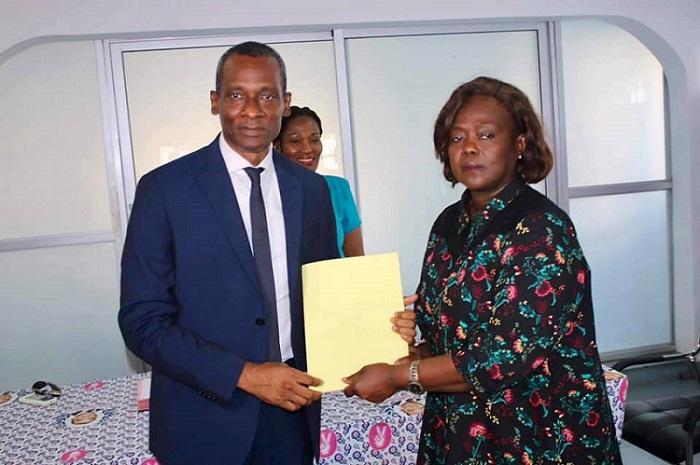 FPI,Secrétariat général,passation des charges,Issiaka Sangaré