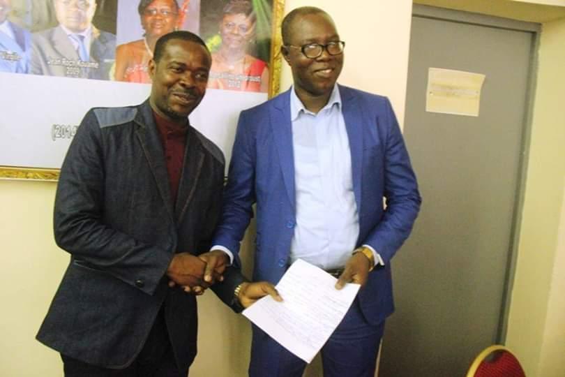 Cote d'Ivoire,UNJCI,congrès