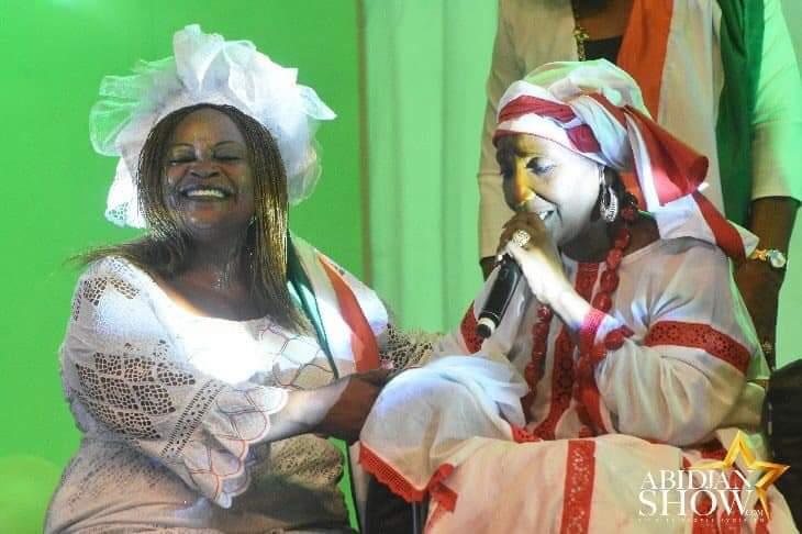Cote d'Ivoire,Adrienne Koutouan,humour