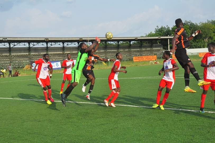 Football,Mtn ligue1,Resultats et classement,21e journée