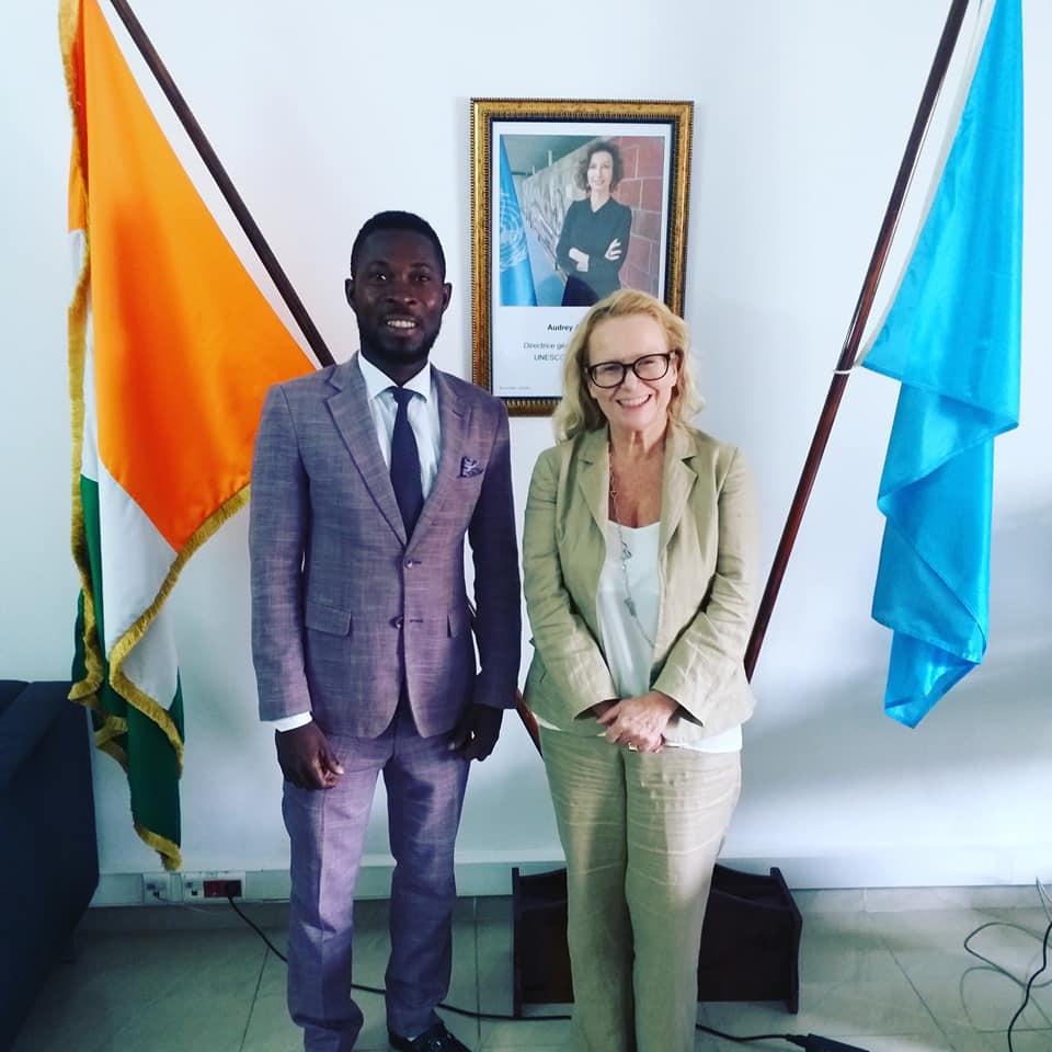 Côte d'Ivoire,UJOCCI