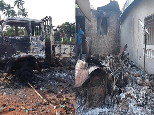 Côte d'Ivoire,Bin-Houyé,accident