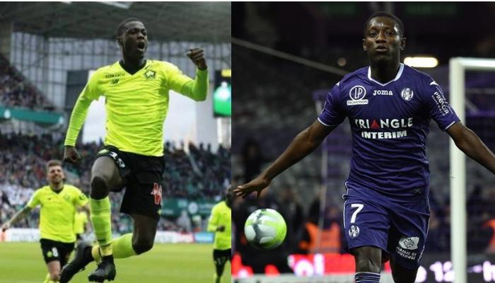 Football,France,Prix Marc Vivian Foé,Max Gradel,Nicolas Pépé
