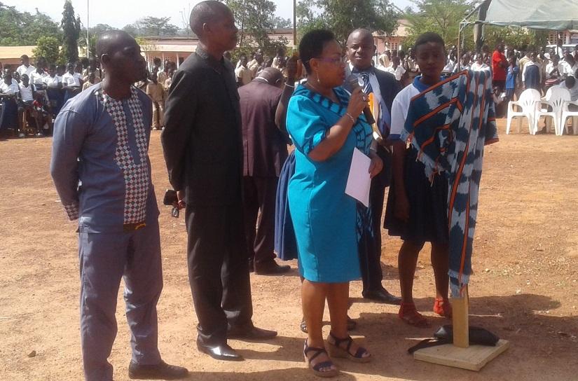 Côte d'Ivoire,Prikro,élèves,orientation