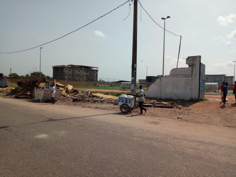 Complexe Sportif de Yopougon,Côte d'Ivoire