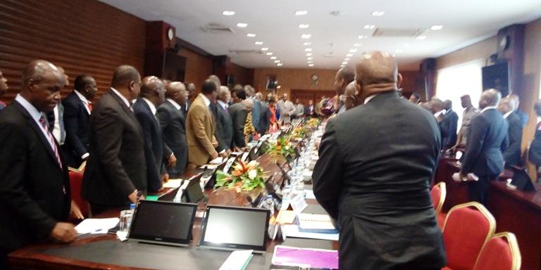 Cei,Collectifs de 24 partis,Reforme cei,Bamba Moriféré