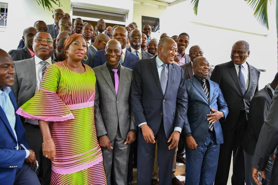 Côte d'Ivoire,Secteur éducation-formation,Premier ministre,accord