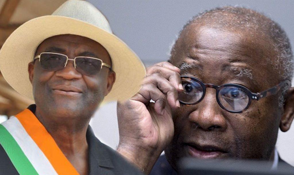 Maurice Guikahué,Laurent Gbagbo