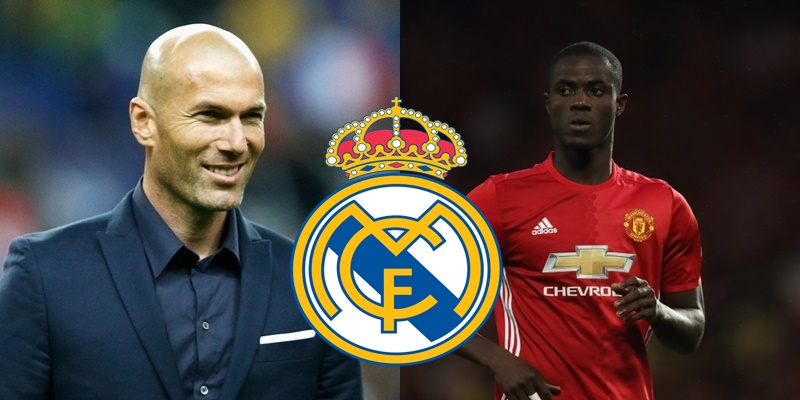 Football,Eric Bailly,Zinedine Zidane,Real Madrod