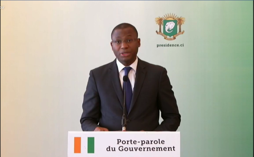 Côte d'Ivoire,Secteur minier,production d'or,Sidi Touré,Conseil des ministre